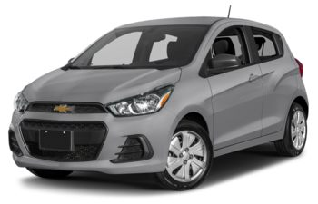 2018 Chevrolet Spark - Silver Ice Metallic