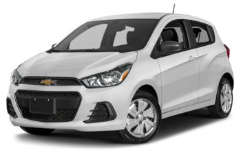 2017 Chevrolet Spark - Summit White