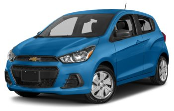 2018 Chevrolet Spark - Splash Metallic