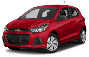 2018 Chevrolet Spark - Red Hot