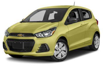 2017 Chevrolet Spark - Brimstone