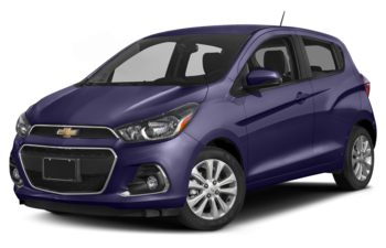2017 Chevrolet Spark - Kalamata Metallic