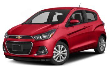 2017 Chevrolet Spark - Red Hot