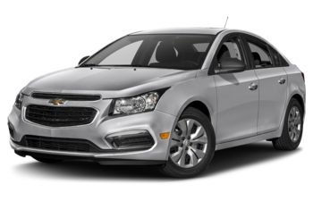 2016 Chevrolet Cruze Limited - Silver Ice Metallic