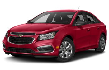 2016 Chevrolet Cruze Limited - Red Hot