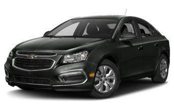 2016 Chevrolet Cruze Limited - Black Granite Metallic
