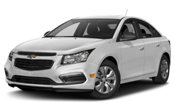 2016 Chevrolet Cruze Limited - Summit White