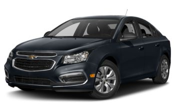 2016 Chevrolet Cruze Limited - Blue Ray Metallic