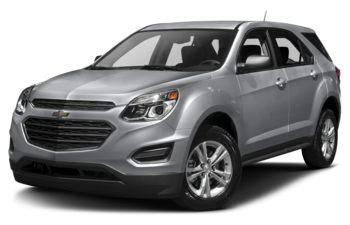 2017 Chevrolet Equinox - Silver Ice Metallic
