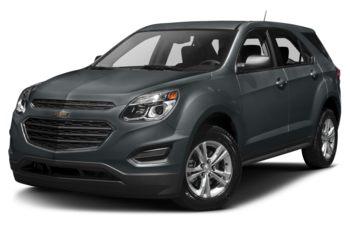 2017 Chevrolet Equinox - Nightfall Grey Metallic