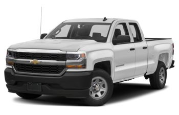2019 Chevrolet Silverado 1500 LD - Summit White