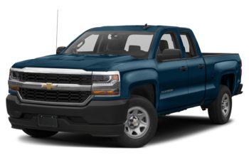 2019 Chevrolet Silverado 1500 LD - Deep Ocean Blue Metallic