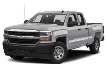 2019 Chevrolet Silverado 1500 LD - Silver Ice Metallic