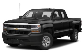 2019 Chevrolet Silverado 1500 LD - Black