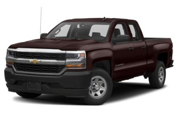 2019 Chevrolet Silverado 1500 LD - Havana Brown Metallic