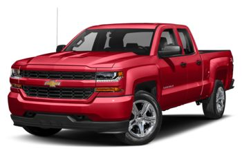 2019 Chevrolet Silverado 1500 LD - Red Hot