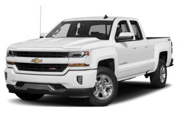 2019 Chevrolet Silverado 1500 LD - Summit White