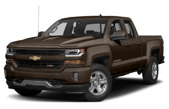 2019 Chevrolet Silverado 1500 LD - Havana Brown Metallic