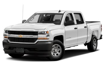2018 Chevrolet Silverado 1500 - Summit White