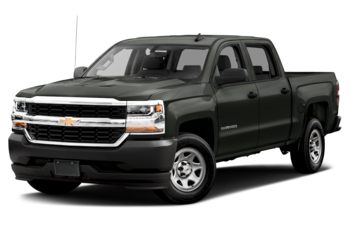 2018 Chevrolet Silverado 1500 - Graphite Metallic