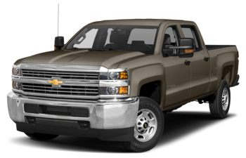 2017 Chevrolet Silverado 3500HD - Pepperdust Metallic