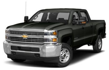 2018 Chevrolet Silverado 2500HD - Graphite Metallic