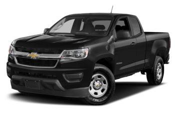2018 Chevrolet Colorado - Black