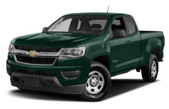 2018 Chevrolet Colorado - Woodland Green