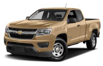2018 Chevrolet Colorado - Doeskin Tan