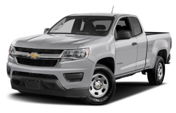 2018 Chevrolet Colorado - Silver Ice Metallic