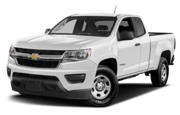 2017 Chevrolet Colorado - Summit White