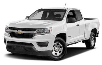 2018 Chevrolet Colorado - Summit White
