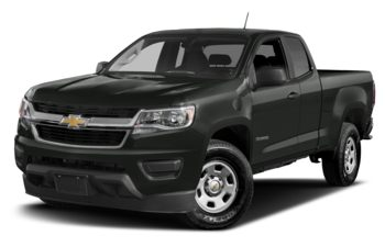 2018 Chevrolet Colorado - Graphite Metallic