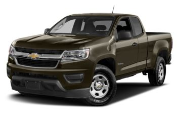 2018 Chevrolet Colorado - Deepwood Green Metallic