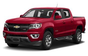 2017 Chevrolet Colorado - Red Hot