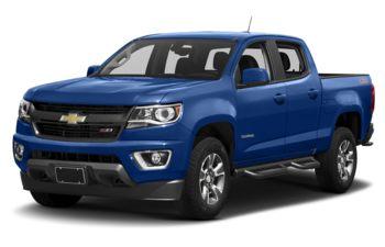 2017 Chevrolet Colorado - Laser Blue Metallic