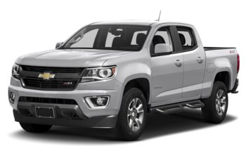 2017 Chevrolet Colorado - Silver Ice Metallic