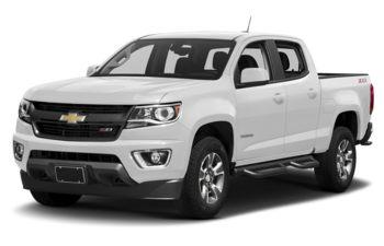 2017 Chevrolet Colorado - Summit White