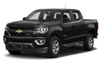 2017 Chevrolet Colorado - Black