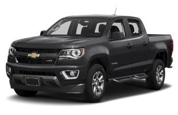 2017 Chevrolet Colorado - Cyber Grey Metallic
