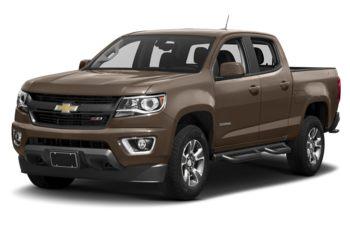 2017 Chevrolet Colorado - Brownstone Metallic
