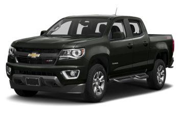 2017 Chevrolet Colorado - Graphite Metallic