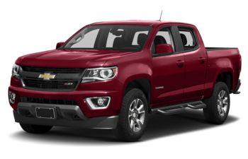 2017 Chevrolet Colorado - Cajun Red Tintcoat