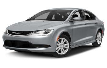 2017 Chrysler 200 - Billet Silver Metallic