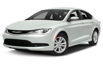 2017 Chrysler 200 - Bright White