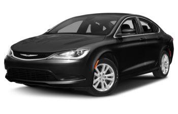 2017 Chrysler 200 - Gloss Black
