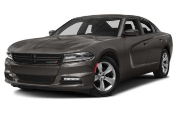 2018 Dodge Charger - Granite Crystal Metallic