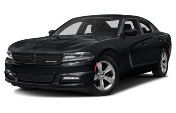 2018 Dodge Charger - Maximum Steel Metallic