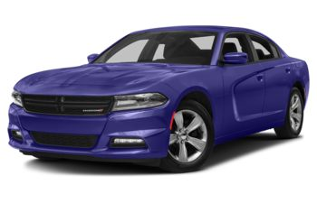2018 Dodge Charger - Plum Crazy Pearl