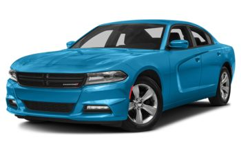 2018 Dodge Charger - B5 Blue Pearl